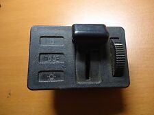 Light switch BMW E28 524td 528e M5 1 375 515