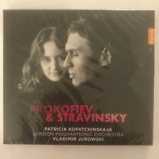 Prokofiev & stravinsky london philharmonic orchestra cd neuf sous blister