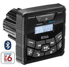 Boss Audio MGR450B Car Flash Audio Player - iPod/iPhone Compatible - Black