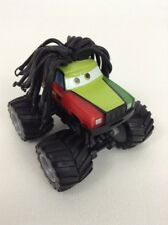 "Mattel Disney Pixar Cars Mater's Tall Tales Rastacarian 3"" Monster Truck"