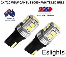 2X T10 W5W LED CANBUS 12V INTERIOR PARKER LIGHTS BULBS BMW AUDI MERCEDES TOYOTA