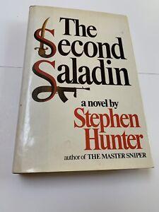 The Second Saladin: A Novel by Hunter, Stephen