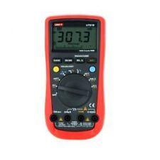 UNI-T UT61B Modern Auto Power Backlight  Digital Multimeters  Temperature Test