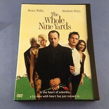 The Whole Nine Yards (DVD/2000) Bruce Willis/Matthew Perry/Peet/Duncan/Arquette