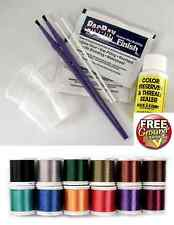 Replacement Guide Finish Kit, Rod Repair w/Color Preserver