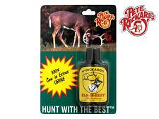 PETE RICKARD - NEW 1 1/4 OZ ELK IN HEAT COW ESTRUS BULL ELK HUNTING LURE - LH557