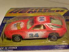3 INCH Porsche 928 1981 YatMing 1/64 Diecast Mint on Card