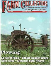 Birdsall engine tractor, Worm Weed - Farm Collector Magazine