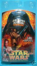 Star Wars ROTS Obi-Wan Kenobi Duel at Mustafar MOC