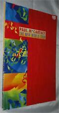 Paul McCartney - The New World Tour Program