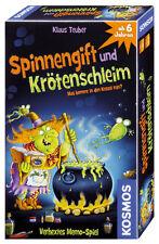Kosmos Mitbring-Spiele Spinnengift und Krötenschleim - MBS (711160)