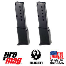 2x ProMag Extended 10RD .380 ACP Steel Clip Mag RUG14 for Ruger LCP & LCP II