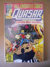 ALL AMERICAN COMICS n°51 1993 QUASAR Operazione Nella Tempesta [G698]