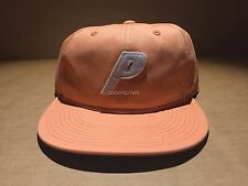 1dd9ea7490d PALACE SKATEBOARDS STADIUM HAT SALMON PAL P HAT CAP 2016 SUMMER