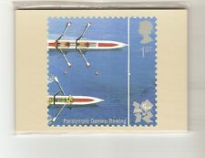 PHQ 339. Olympic and Paralympic Games. 27-07-2010.  Full Set. (10)