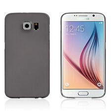 2 x Samsung cases Super Lightweight S6 Black & S6 Transparent
