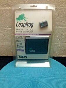 Terk Leapfrog Wireless~REMOTE CONTROL~ Multiple Unit Range Extender IR-45~150'