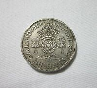Great Britain. Florin, Two Shillings, 1948. King George VI.