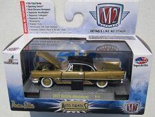 M2 MACHINES R31 AUTO-THENTICS 1957 DESOTO FIREFLITE GOLD PREMIUM EDITION