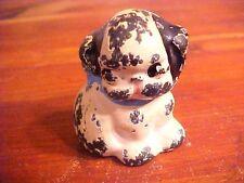 "Heavy Cast Iron Puppo English Bulldog Paperweight Toy Hubley 1920s Dog Puppy 2"""