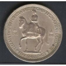 GREAT BRITAIN Crown 1953 Coronation Of Queen UNC