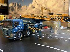 camiongru Scania Liebherr LTF 1060 4.1 SARENS 1:50 WSI Models | 02-1088 | 1