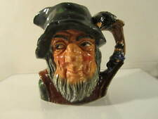 Royal Doulton Toby Jugs- Rip Van Winkle Dated 1954 Excellent Condition.