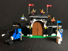 Lego 6059 Black Knight's Stronghold Castle Ritter Ritterburg complete