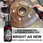 30ml Car Rust Remover Spray Metal Surface Chrome Paint Car Maintenance Cleaner