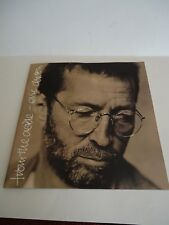 "Vintage 1995 Eric Clapton ""From the Cradle"" S/C book"