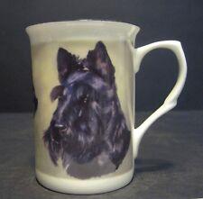 Scottish Terrier Scottie Dog Fine Bone China Mug Cup Beaker