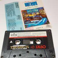 VERY BEST MOTOWN LOVE SONGS THOMSUN IMPORT CASSETTE TAPE ALBUM JACKSON WONDER