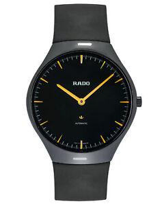 Rado True Thinline L Ceramic Automatic Men's Watch R27969175