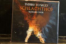 Subway To Sally - Schlachthof - Bastard Tour (CD & DVD)