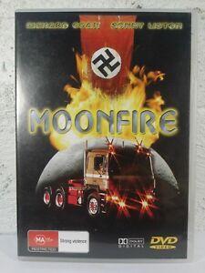 Moonfire DVD_1970s Action Movie_Richard Egan