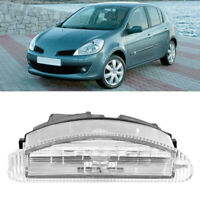Number Plate Lamp Number Plate Light For Renault Clio II 1998-2005 OEM7700410753