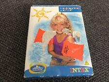 2 Intex Kinder Schwimmflügel ,Alter: 2-6 Jahren ,The Wet Set ,15-25 kg, Neu OVP