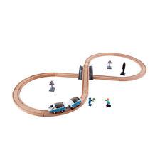 Hape E3729 Passager Train Set de Sécurité, Achtförmig pour en Bois Neuf ! #