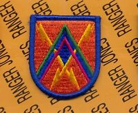 US Army 426th Signal Bn Airborne beret flash patch m/e