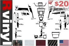 Rdash Dash Kit for Toyota Yaris Sedan 2007-2011 Auto Interior Decal Trim