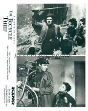 1949 The Bicycle Thief Enzo Staiola Original Press Photo More Recent Print