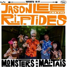 Jason Lee and the R.I.P. Tides Monsters and Mai Tais Surf Music Dionysus New