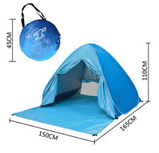 2-3 Person Camping Tent,Outdoors Pop Up Lightweight ,Fishing Hiking Beach Tent