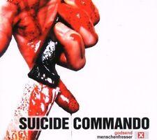 Suicide Commando - Godsend / Menschenfresser [New CD]