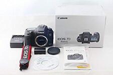 Canon Eos 7D Mark II Caméra SLR Numérique (Boitier Uniquement) Obturateur:854