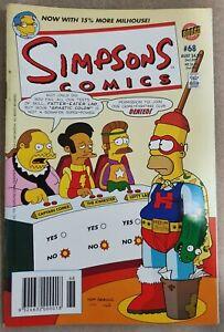 Bongo Comics - The Simpsons #68