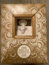 Margaret Furlong Christmas Ornament 1998 Tulip Angel Special Edition Nib 4�