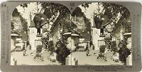 Francia La Loire Village Vouvray, Foto Stereo Vintage Analogica PL62L6