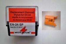Aguja Diamante Plato Tocadiscos MONACOR EN-24 SP - Repuesto HIFI DJ