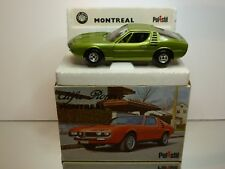 POLISTIL S24 ALFA ROMEO MONTREAL - GREEN METALLIC 1:25 - EXCELLENT IN BOX